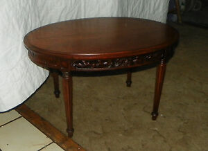 Oval-Walnut-Carved-Coffee-Table-CT40