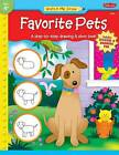 Favorite Pets: A Step-by-Step Drawing and Story Book for Preschoolers by Jenna Winterberg (Paperback, 2006)