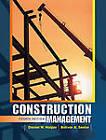Construction Management by Bolivar A. Senior, Daniel W. Halpin (Hardback, 2010)