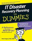 IT Disaster Recovery Planning For Dummies by Peter H. Gregory (Paperback, 2008)