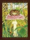 Toads and Toadstools: The Natural History, Mythology & Cultural Oddities of This Strange Association by Adrian Morgan (Paperback, 1996)