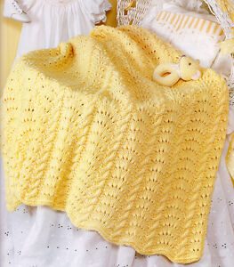 Aran Knitting Pattern Baby Blanket : Cables and Crowns Pattern Aran Baby Blanket 37