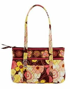Vera-Bradley-BUTTERCUP-BETSEY-TOTE-BAG-SHOULDELR-MATCH-YOUR-WALLET-WRISTLET-NWT