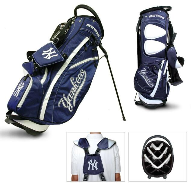 Authentic Team Golf New York Yankees Stand Bag In The Box