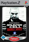Tom Clancy's Splinter Cell: Double Agent (Sony PlayStation 2, 2007, DVD-Box) - European Version