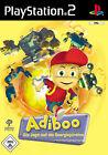 Adiboo: Die Jagd auf die Energiepiraten (Sony PlayStation 2, 2004, DVD-Box)