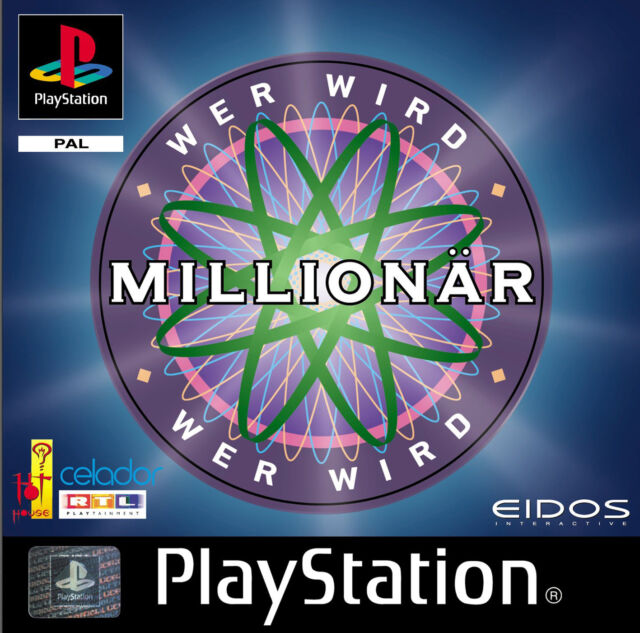Wer wird Millionär (Sony PlayStation 1, 2001)
