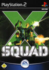 X Squad (Sony PlayStation 2, 2000, DVD-Box)