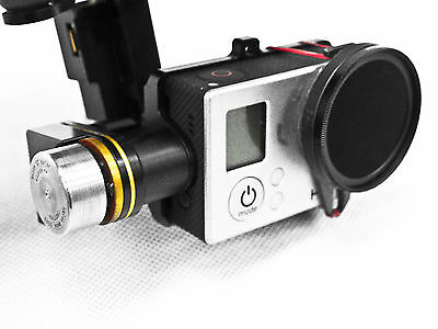 Filter Mount for TAROT T-2D DJI H3-2D brushless gimbal GOPRO HERO 3