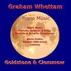Graham Whettam - : Piano Music (2006)