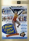 The I Dont Care Girl (DVD, 2013)