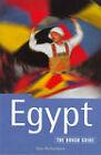 The Rough Guide to Egypt by Karen Lynne Anne O'Brien, Dan Richardson (Paperback, 2000)