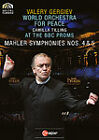 World Orchestra For Peace/Valery Gergiev - Mahler - Symphonies Nos. 4 And 5 (DVD, 2011)