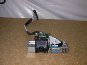 Dell-Poweredge-2800-LCD-Display-USB-Power-Button-VGA-Rackmount