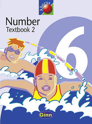 Very Good, New Abacus: Number Textbook 2 Year 6 (New Abacus): Number Textbook Ye