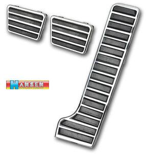 pedalset gaspedal 3er set bmw 1er 3er 5er mercedes benz c. Black Bedroom Furniture Sets. Home Design Ideas