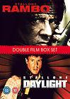 Rambo/Daylight (DVD, 2009, 2-Disc Set)