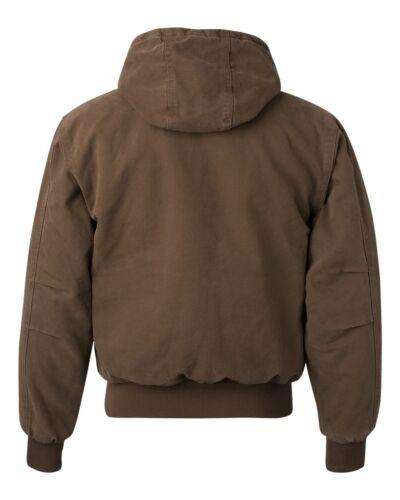 DRI DUCK Mens S-3XL 4XL 5XL 6XL TALL Boulder Cloth Work Jacket Quilt Lined 5020