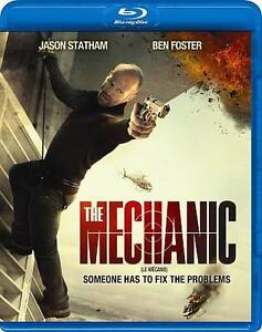 The-Mechanic-Blu-ray-Disc-2011-Canadian-English-amp-French-Viewed-Once-MINT