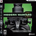 Call of Duty: Modern Warfare 2 -- Prestige Edition (Sony PlayStation 3, 2009)