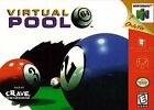 Virtual Pool 64 (Nintendo 64, 1998)