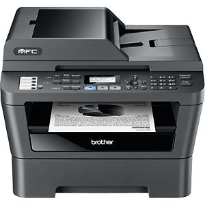 brother mfc 7860dw all in one laser printer ebay rh ebay com Brother MFC 7840W Printer Manual brother printer mfc 7840w user manual