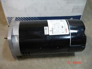 Emerson Eb840 2 5hp Square Flange 56y Pool Spa Motor Ebay