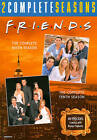 Friends: The Complete Ninth and Tenth Season (DVD, 2011, 8-Disc Set)
