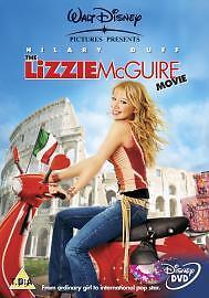 The Lizzie McGuire Movie (Disney)