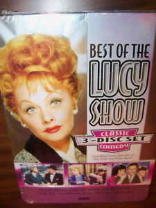 Best-of-the-Lucy-Show-Classic-Comedy-3-Disc-DVD-Set-NEW-124