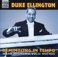 Reminiscing In Tempo von Duke Ellington (2002)