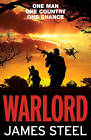 War Lord by James Steel (Paperback, 2011)