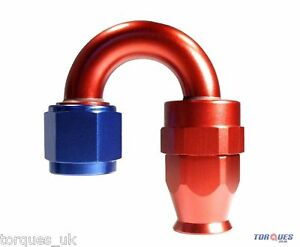 AN-8-AN8-180-Degree-Teflon-PTFE-Hose-Fitting