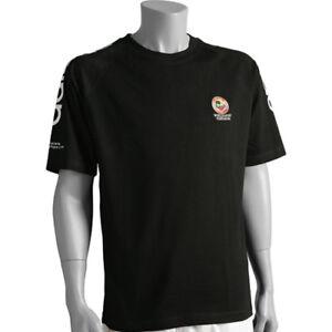 Adidas-Karate-WKF-Black-Cotton-T-Shirt