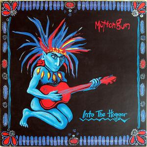 MUTTON-GUN-Into-The-Hogger-vinyl-LP-91-The-Chills-London-New-Zealand-band-new