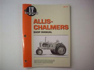 NEW-IT-MANUAL-ALLIS-CHALMERS-B-C-CA-G-RC-WC-WD-WD45-WD45D-WF-AC11