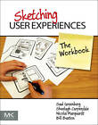 Sketching User Experiences: The Workbook by Saul Greenberg, Sheelagh Carpendale, Nicolai Marquardt, Bill Buxton (Paperback, 2011)