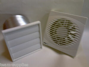 MANROSE-6-150MM-KITCHEN-EXTRACTOR-FAN-OPTIONAL-VENT-GRILL-KIT