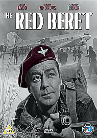the red beret -  DVD NEW SEALED Quick Post UK STOCK Trusted seller