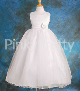 Wedding-Flower-Girl-Bridesmaid-Party-Dresses-Age-12m-8y