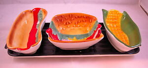 Condiment-Serving-Pieces-Cheeseburger-Hotdog-and-Corn-with-Serving-Tray