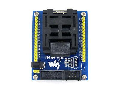 ATmega48 ATmega88 ATmega168 ATmega328 AVR ISP Programmer Adapter IC Test Socket