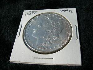 1887-Morgan-Silver-Dollar-Antique-Coin-MS-VAM12