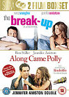 The Break-Up/Along Came Polly (DVD, 2007, 2-Disc Set)
