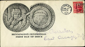 643-3-A-C-ROESSLER-FDC-CACHET-WITH-NY-TOWN-CANCEL-BM9383