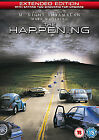 The Happening (DVD, 2008, 2-Disc Set)