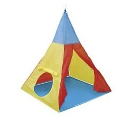 play-tent-Indian-teepee-kids-love-playing-moms-like-the-carry-bag-amp-free-shippin