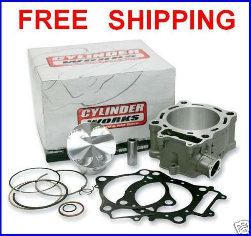 CYLINDER WORKS BIG BORE KIT 434cc SUZUKI DRZ400 DRZ 400 /E /K /S /SM 2000-2014
