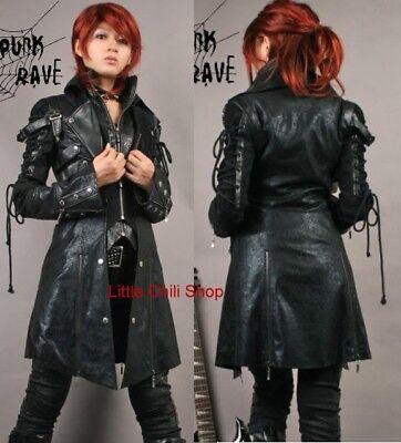Kera UNISEX goth punk visual kei coat jacket blazer M