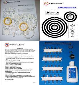 1971-Bally-Mariner-Pinball-Tune-up-Kit